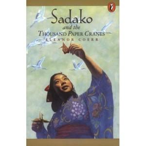 Eleanor Coerr Sadako and the Thousand Paper Cranes, Puffin 2004